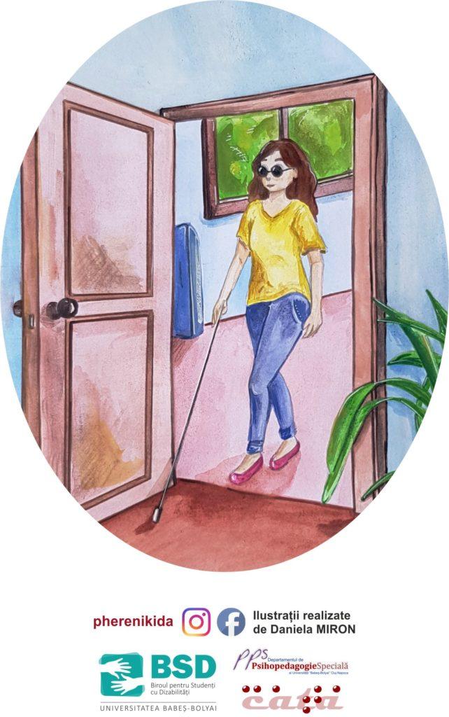 Poziţionarea corectă a uşilor şi a ferestelor
