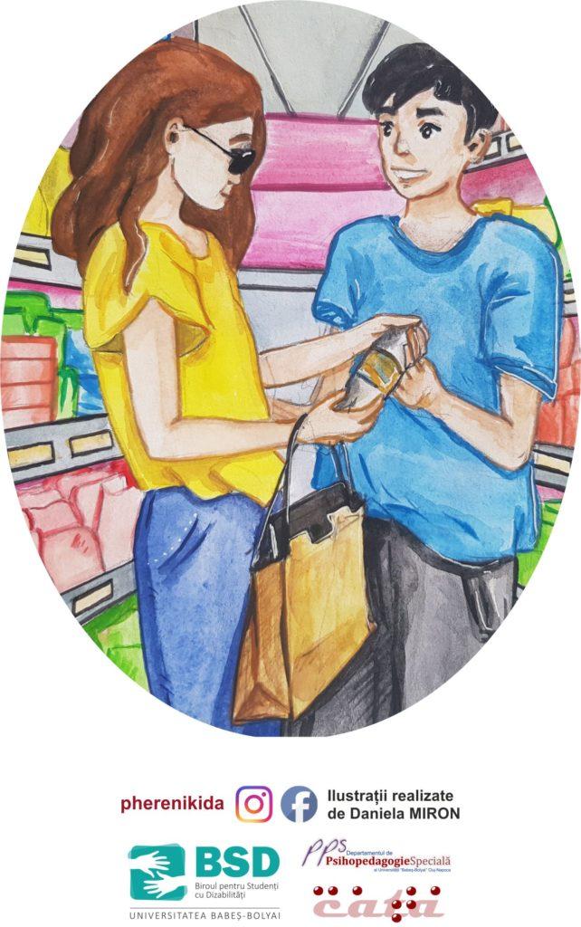 Cum să mă ajuţi la cumpărături