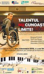Talentul nu cunoaște limite!