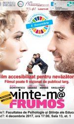 Proiecție de film accesibilizată – Ziua Internațională a Persoanelor cu Dizabilități
