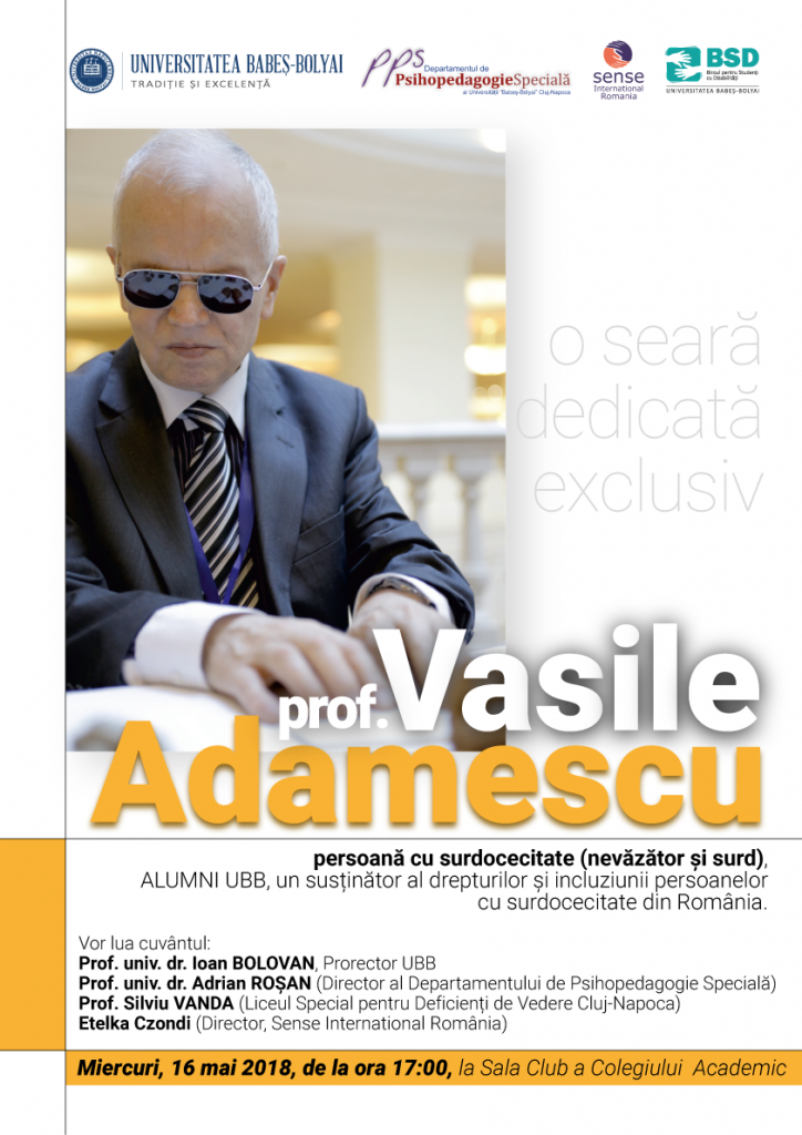 afis Seara Vasile Adamescu