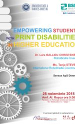 Empowering students with print disabilities in higher education