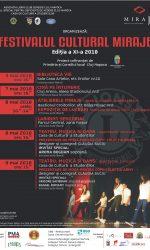 Festivalul cultural MIRAJE ediția a XI-a